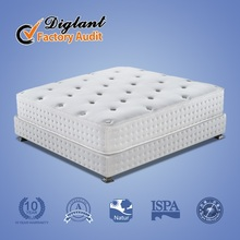 2015 best selling roll packing 5star hotel mattress