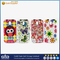 Celular TPU+PC Case With Design For Huawei Y625 Hard Cover