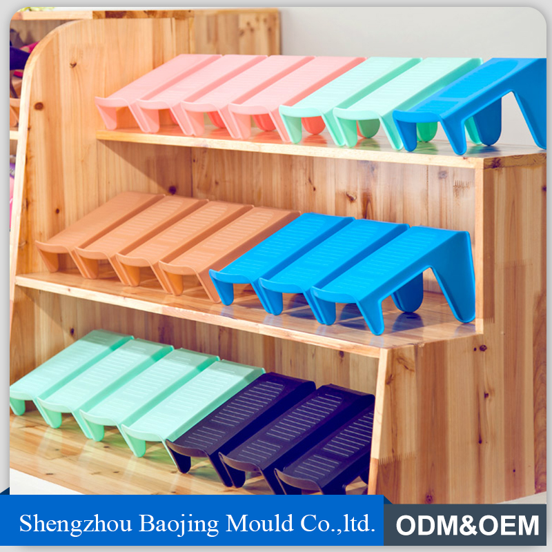Hot Selling PP Plastic Shoe Rack With Great Price