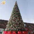 2017 Christmas tree giant outdoor commercial lighted