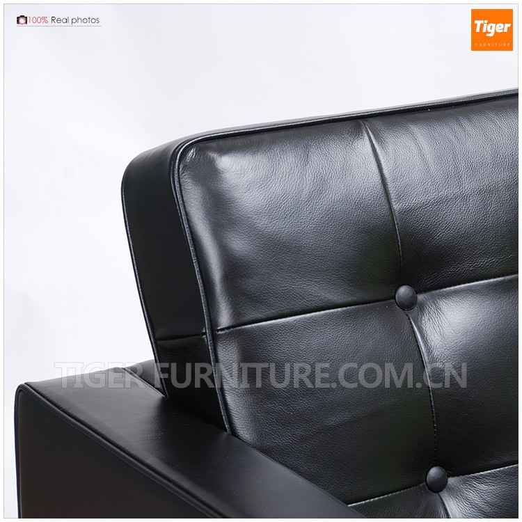 2016 Mordern Design cheap worldwide known florence knoll replica sofa
