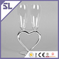 Wedding Anniversary Presents Crystal Goblet Wine Glass Silver Colored Wine Glass Alibaba China Supplier