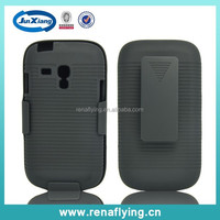 Holster mobile phone case for samsung galaxy s3 mini i8190