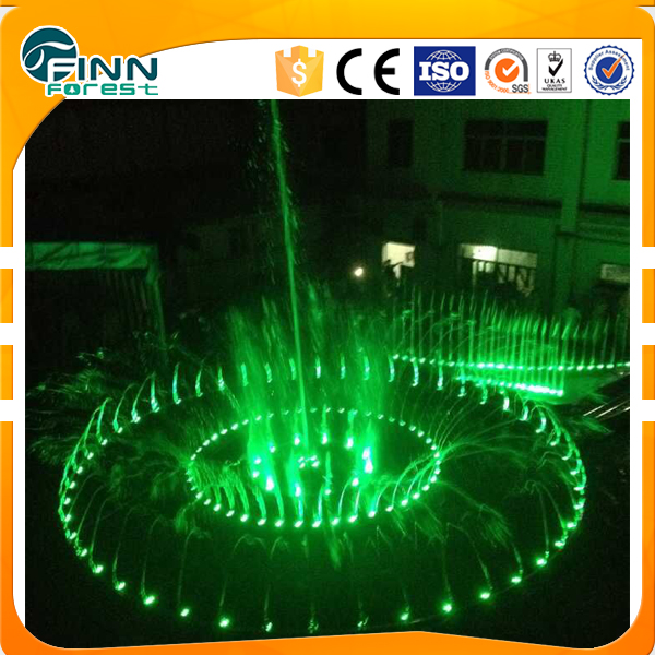 Stainless Multimedia Outdoor Square Fountain Project 10m Outdoor Water Music Fountain