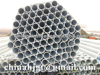 BS1387 A53 GR B Hot Dipped Galvanized Pipe/G.I. Pipe
