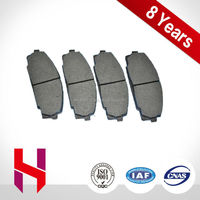used car spare parts brake pad for TOYOTA 04465-26320 Hiace(H1/H2/H5/H10) OEM 04465-26320
