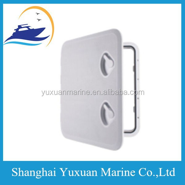 Marine Plastic Boat Hatch 180 Degree Open Hatch Cover