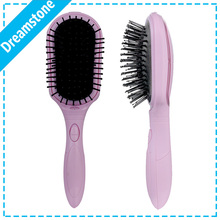 2015 New hot magic hair comb electric hair brush iron brush with nano technology