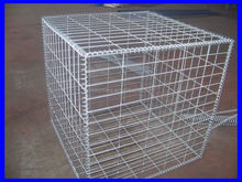 Galvanized PVC Welded Gabion Box/Hot Dipped Gabion Basket With Best Price(CHANGMING brand)
