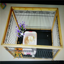 Nice Design Soft Cage Dog Useful Wooden Kennel