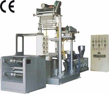 PS1100 PVC high quality heat shrink film making machine for packing