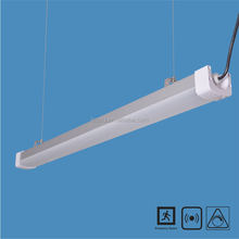 ip65 waterproof batten 20w 600mm led tri-proof tube light with 5 YEARS warranty