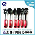 Silicone kitchenware cooking tool sets kitchen utensils