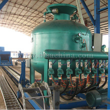 Steel Pipe Internal Wall Shot Peening Machine/Sand Blaster