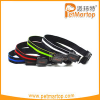 Newest pet products LED dog collars TZ-PET6100