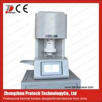 ceramic furnace dental for crystallization and sintering of zirconia crowns
