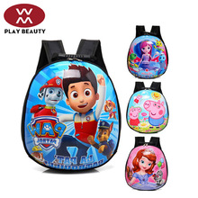 Lowest Price Daily School Life Cartoon Plush Toy 4-5 Year Old Kindergarten Child School Bags