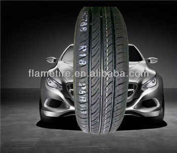 chinese Firmstar brand passenger car tyre in stock