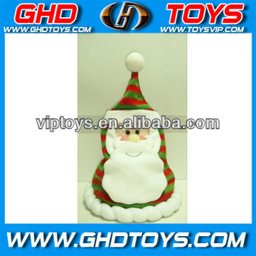 Electric Christmas hat Santa Claus design christmas gift/toys
