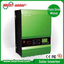 8kW Solar Power Inverter with MPPT Charge Controller