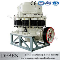 High Quality Sand / Rock / Stone / Jaw / Cone / Impact Crusher Sand Crushing Production / Roller Crusher For Crushing Machine