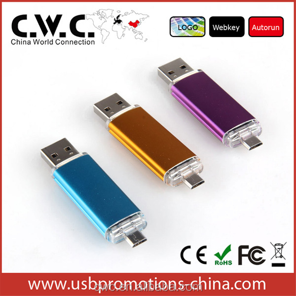 special promotion gift plastic otg usb flash drives, usb stick 500gb with 2.0