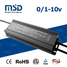 60w 700ma - 1700ma constant current waterproof led driver IP67 ROHS Ul CE approved 5 Years warranty