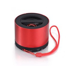 Wireless Mini Stereo Bluetooth speaker with FM radio TF card Audio