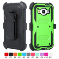 Hybrid Protective Cover Armor Kickstand Belt Clip Case For Samsung Galaxy Core Prime / Galaxy Prevail LTE G360