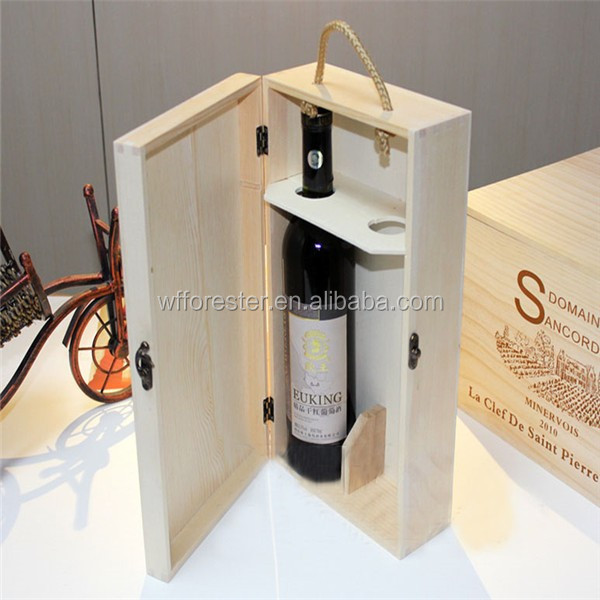 classical wooden <strong>wine</strong> or champagne box packaging wholesle