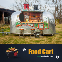 Fairly New Custom Mobile Concession Food Trailers for Sale