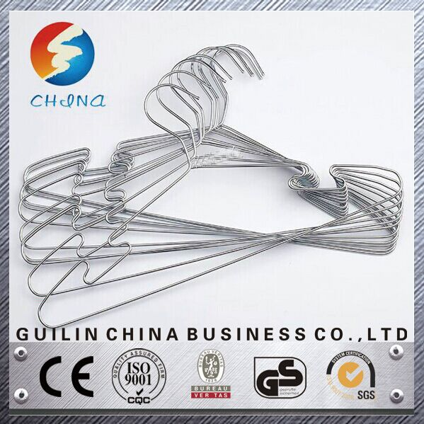 made in China metal fancy smart clothes hanger floor standing clothes rack bedroom cloth basket metal wire hanger