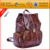 2017 newest OEM private label outdoor men backpack made of vintage leather