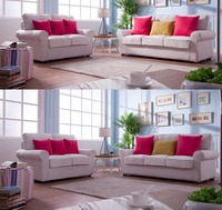 fine handworking sofa set price combination 1 2 3 sofa set LS-021