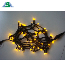 Salable christmas light chain led rods curtain