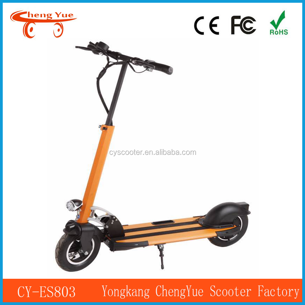 2 Wheel Lightest Folding 125cc Cub Electric Scooter