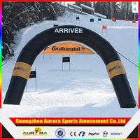 Customized Inflatable sport event arch, outdoor events inflatable arch cheap on sale