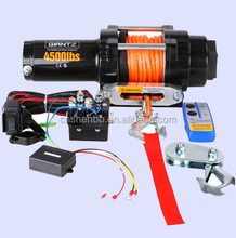 4x4 Off Road 4500lb Electric Winch with Synthetic Rope