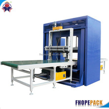 Wholesale Cheap High reflective horizontal wrapping eps panel machine