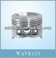 Motorcycle Engine Piston for WAVE125