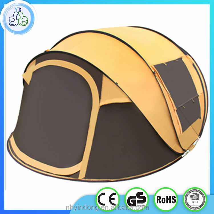2016 New Outdoor 3-4 People Throw Automatic Tents Super Light Speed Up Camping Tent