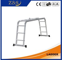 extension agility super folding telescopic aluminium lightweight step ladder