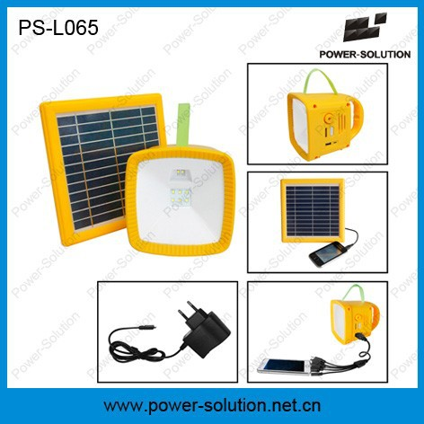 2016 new product mini home solar lighting system/for home lighting and mobile charging