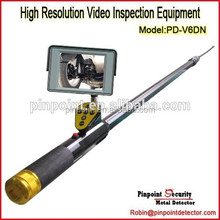 "Pinpoint 7"" 1080P 64GB Memory HD Monitor Digital Under Car Bomb Searching Camera System with 3.4m Adjustable Pole"