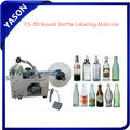 Semi Automatic Round Bottle Labeling Machine Label Machiney 0816036H,High Quality,Excellent service