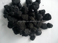 High Carbon Petroleum Coke/Fuel Grade Calcined/Graphite Pet Coke 1-5mm
