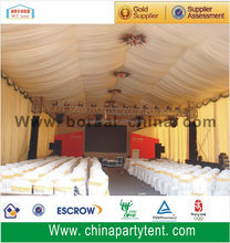 WT huge space cheap gazebo tent for sale for party event in Nigeria