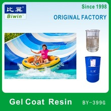 Manufacturer Low MOQ Unsaturated Polyester Resin Price for Gel Coat