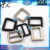 Yukai metal bag buckle/adjustable ladder lock triglide slider buckle for bag belt