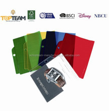 Tinted book cover with removable strip;Durable book jacket with handle for school